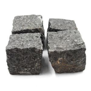 ピンコロ 黒御影石プーテン黒  90x90x90 2.2kg 15個入り|yougan