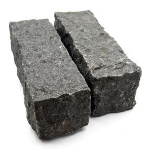 ピンコロ 黒御影石プーテン黒  90x90x290 7.1kg 4個入り|yougan