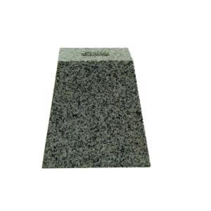 束石 白御影石 磨き G603 4寸 10kg|yougan