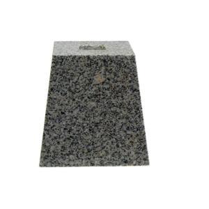 束石 白御影石 磨き G603 4.5寸 15kg|yougan