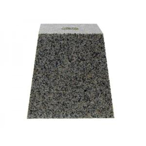 束石 白御影石 磨き G603 6寸 30kg|yougan