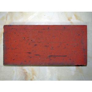 レンガ 赤 平半 210x110x30 1.4kg|yougan