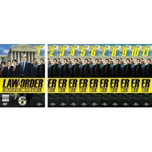 【DVDケース無】全 巻 中古DVD LAW&ORDER ロー・アンド・オーダー ニューシリーズ6(11枚セット)第1話〜第23話 最終 レンタル落|youing-azekari