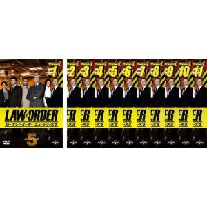 【DVDケース無】全 巻 中古DVD LAW&ORDER ロー・アンド・オーダー ニューシリーズ5(11枚セット)第1話〜第22話 最終 レンタル落|youing-azekari