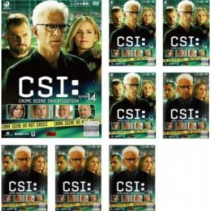 【DVDケース無】全 巻 中古DVD CSI:科学捜査班 SEASON 14(8枚セット)第1話〜第22最終 レンタル落|youing-azekari