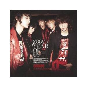 2009  YEAR OF US 中古 CDの画像