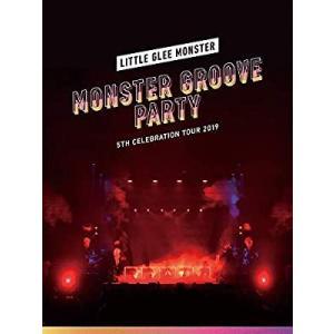 DVD/Little Glee Monster/Little Glee Monster 5th Celebration Tour 2019 〜MONSTER GROOVE PARTY〜(初回生産限定盤)(特典なし) [DVD] youing-azekari