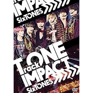 DVD/SixTONES/TrackONE -IMPACT-(通常盤)(DVD) youing-azekari