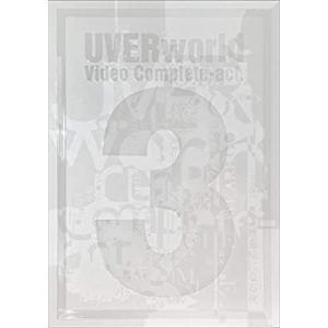 DVD/UVERworld/VIDEO COMPLETE-ACT.3 (初回生産限定盤) (DVD) youing-azekari