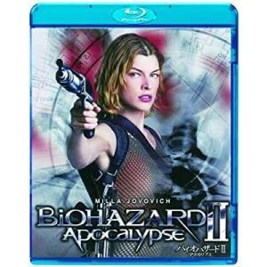 BD/アレクサンダー・ウイット/バイオハザードII アポカリプス [Blu-ray]|youing-azekari