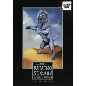 ザ・ローリング・ストーンズ ブリッジズ・トゥ・バビロン・ツアー レンタル落<中古DVD ケース無>