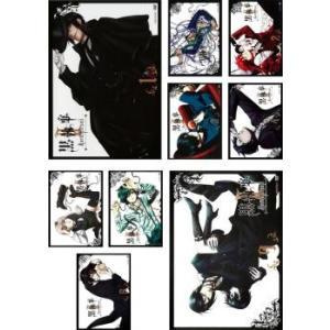 【DVDケース無】全 巻 中古DVD 黒執事 II(9枚セット)第1話〜第12話 最終 レンタル落