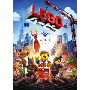 LEGO MOVIE レゴ ムービー レンタル落<中古DVD ケース無>