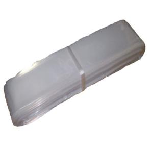 厚み0.04mm巾255mmポリチューブ500m巻(メーカー直送品)