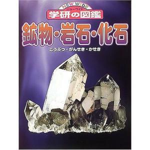 増補改訂版・鉱物・岩石・化石 「ニューワイド学研の図鑑」|youkenshop