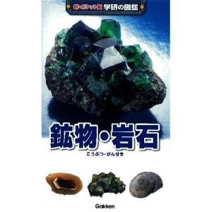 新ポケット版学研の図鑑 鉱物・岩石|youkenshop