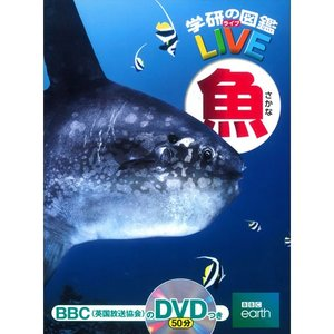 BBC(イギリス放送協会)の映像によるDVDつきの新図鑑です。 魚の標本写真だけでなく、迫力の水中写...