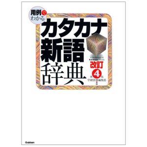 用例でわかる カタカナ新語辞典 第4版|youkenshop