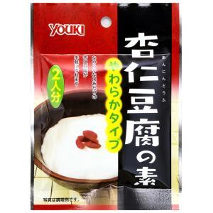 ■ご家庭で簡単に杏仁の甘い香り広がる本格杏仁豆腐が作れます。 ■独自に調達している杏仁霜を原料に使用...