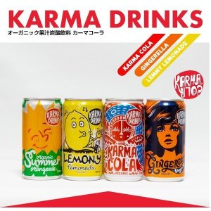 KARMA DRINKS 4種×6本(24本セット)|youkico
