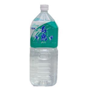 『寿鶴』の温泉水(2L)