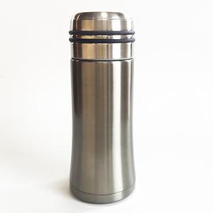 直飲みの水筒 thermo mug スマートボトル ハガネ/シルバー|youngole-2|02