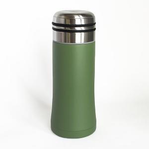 直飲みの水筒 thermo mug スマートボトル アイビーグリーン|youngole-2|02
