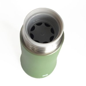 直飲みの水筒 thermo mug スマートボトル アイビーグリーン|youngole-2|04