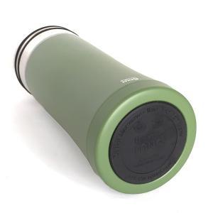直飲みの水筒 thermo mug スマートボトル アイビーグリーン|youngole-2|06