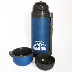 水筒 ビーバー 1.5Lボトル ネイビー|youngole-2|05