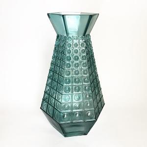 ガラスの花瓶 オリオン・ヘクサドットベース|youngole-2