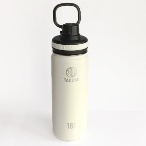 タケヤ サーモフラスクボトル0.52L(ホワイト)|youngole-2
