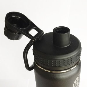直飲みの水筒 タケヤ サーモフラスクボトル0.52L(ブラック)|youngole-2|11