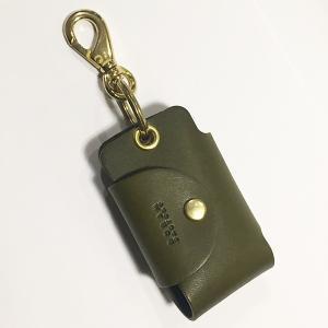 メンズ・レディース兼用 レザーのキーケース  [DURAM]キーケース7005(グリーン)|youngole-2|02