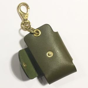 メンズ・レディース兼用 レザーのキーケース  [DURAM]キーケース7005(グリーン)|youngole-2|08