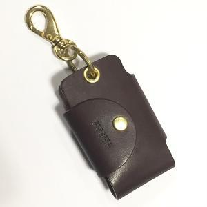 メンズ・レディース兼用 レザーのキーケース [DURAM]キーケース7005(ダークブラウン) youngole-2 02