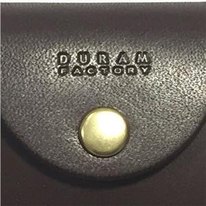 メンズ・レディース兼用 レザーのキーケース [DURAM]キーケース7005(ダークブラウン) youngole-2 07