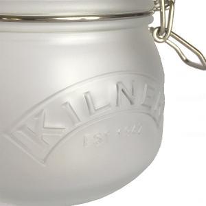 KILNER フロストクリップトップジャー0.5L(ホワイト)|youngole-2|11