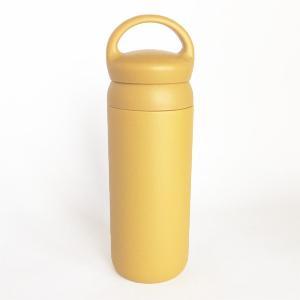 直飲みの水筒 キントー[KINTO] デイオフタンブラー 500ml(マスタード)|youngole-2|03