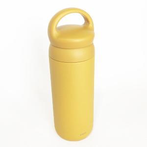 直飲みの水筒 キントー[KINTO] デイオフタンブラー 500ml(マスタード)|youngole-2|04