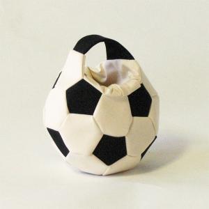 サッカーボールバッグ( S / ブラック)|youngole-2