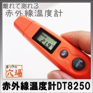 離れていても測れる 赤外線温度計 DT8250 ペンタイプ|youngtop