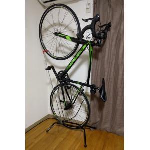 縦置き&横置き対応 自転車スタンド ロードバイク MTB クロスバイク |youngtop|02