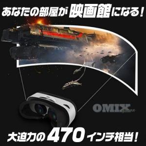 VRゴーグルVRメガネ VR BOX om-vr-g02 エントリーモデル |youngtop|03