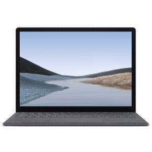マイクロソフト ノートパソコン Surface Laptop 3 13.5インチ VGY-00018 youplan