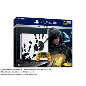 SONY ゲーム機 プレイステーション4 Pro DEATH STRANDING LIMITED E...