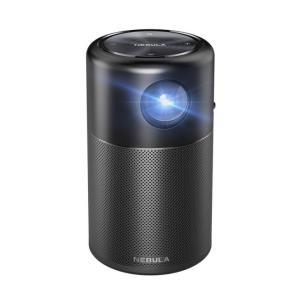 ANKER プロジェクタ Nebula Capsule Pro [ブラック]