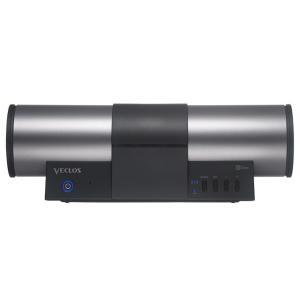 サーモス Bluetoothスピーカー VECLOS SPW-500WP BK [ブラック]