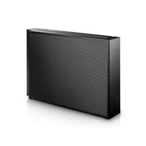 IODATA 外付け ハードディスク EX-HD4CZ [ブラック]
