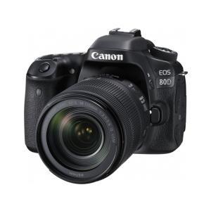CANON デジタル一眼カメラ EOS 80D EF-S18...